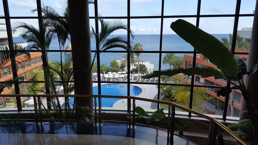 Lobby Enote Lido Funchal