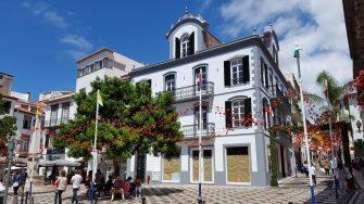 Blumenfest in Funchal