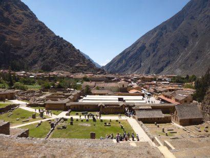 Die Höhepunkte Perus