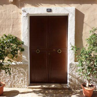 Haustür in Alcudia