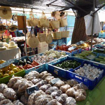 Markt in Alcudia