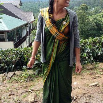 Besuch einer Teeplantage im Hochland