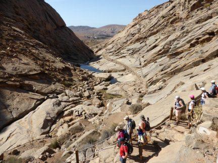Wanderung Barranco de las Penitas