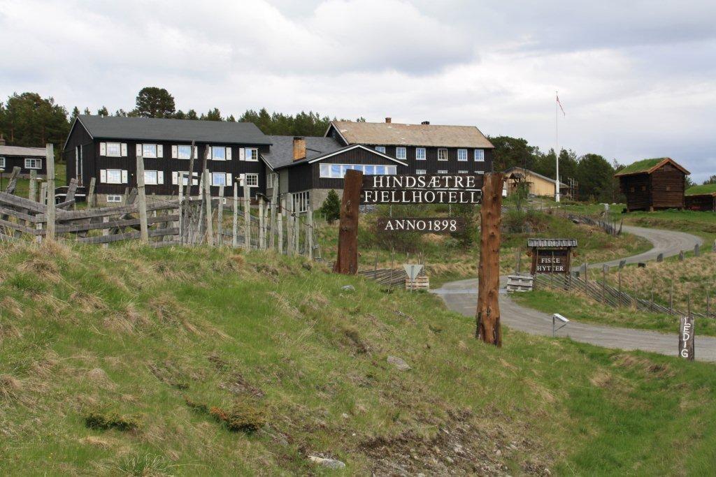 Fjellhotell Hindsaetre