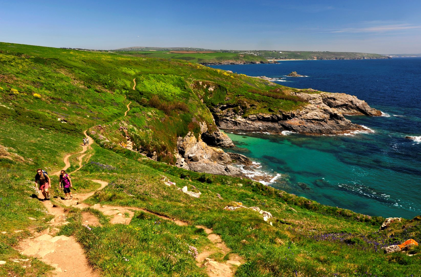 South West Coast Path: der schönste Küstentrek Cornwalls