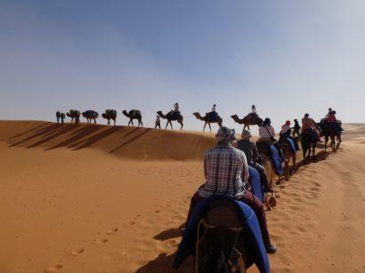 Sahara, Orient & Berglandschaft: Marokko aus jeder Perspektive!