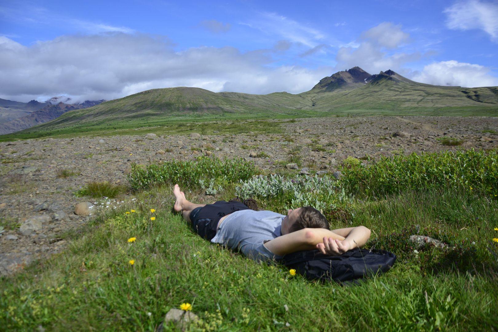 Warum du unbedingt zum Camping nach Island fliegen solltest