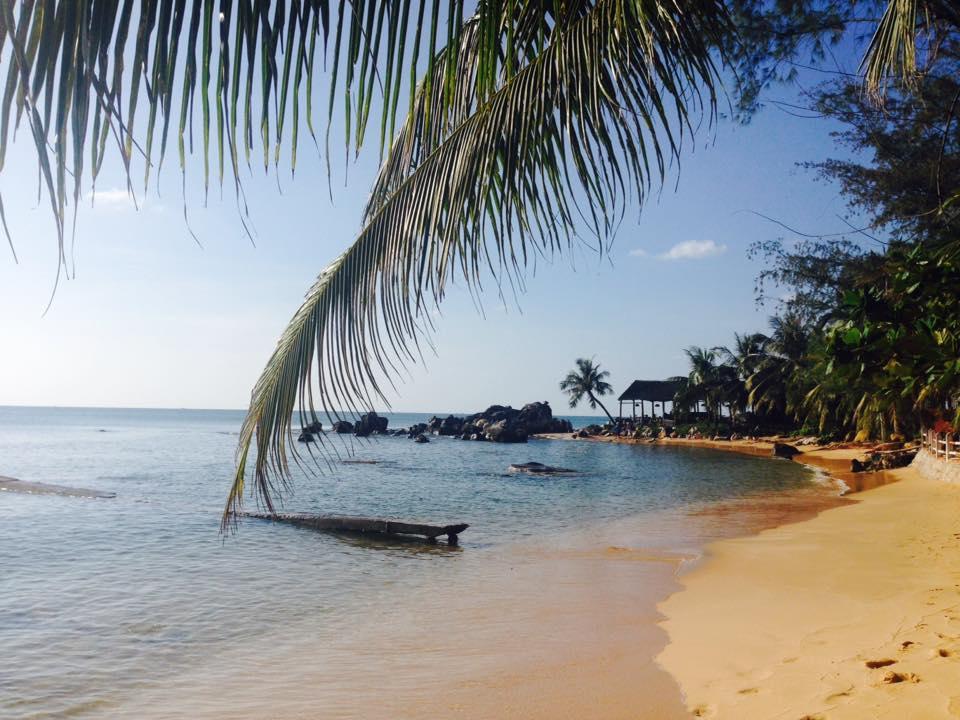 So lässt sich der Winter aushalten: Am Strand auf Phu Quoc
