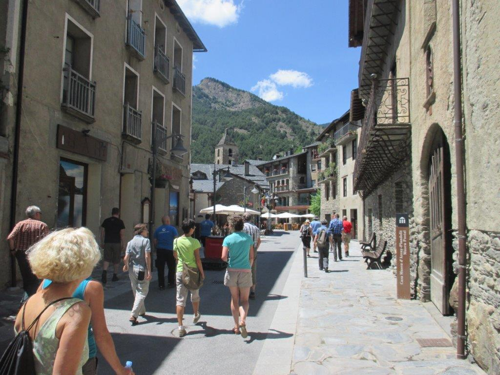 Flexibel Wandern in Andorra