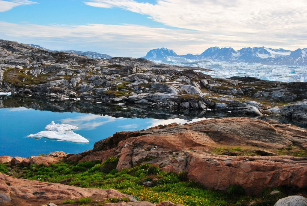 Grönländischer Sommer