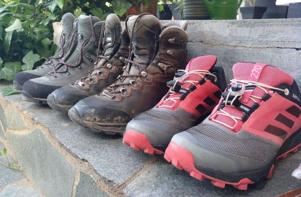 Wissenswertes über Wanderstiefel: Welche Schuhe wählst du für die Trekking-Tour?