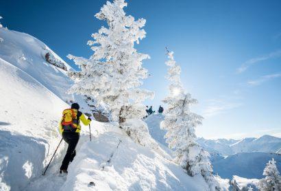 Winterwanderung oder Schneeschuhtour?