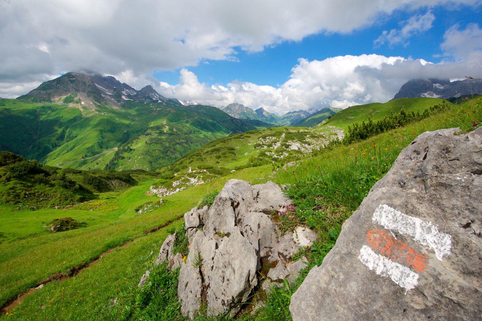 Auf stillen Pfaden von Oberstdorf nach Meran