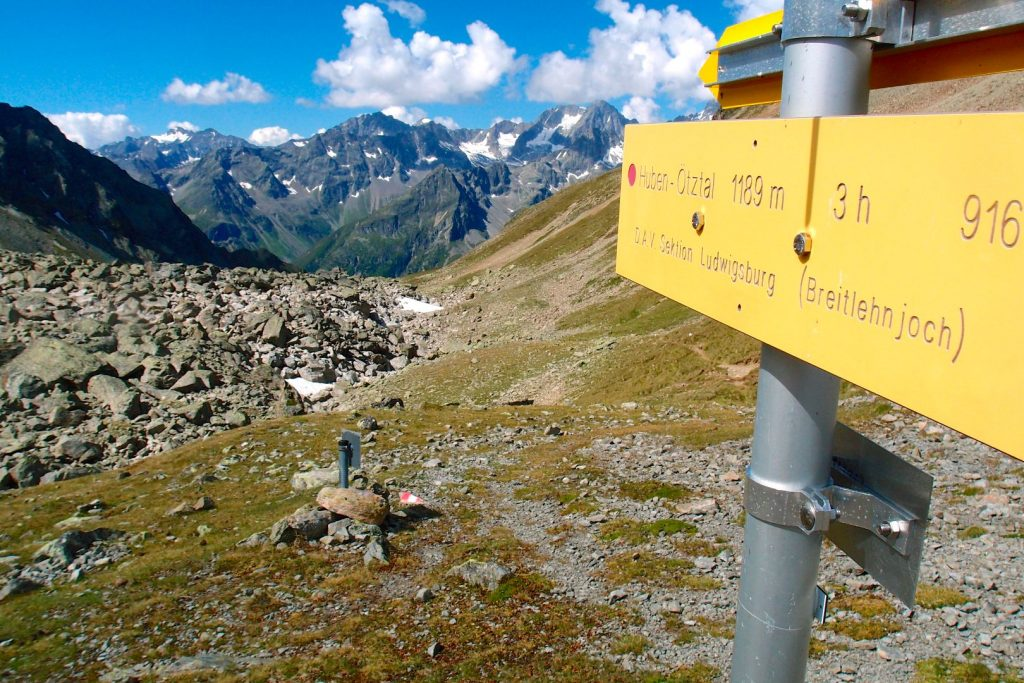 Alpenüberquerung auf stillen Pfaden