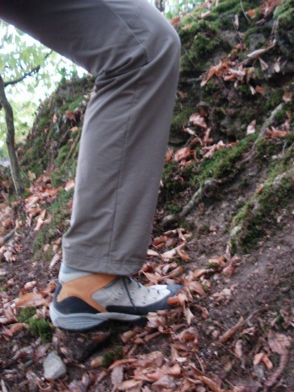 Gipfel, Ökonomisch wandern – wie erreiche ich am besten den Gipfel?