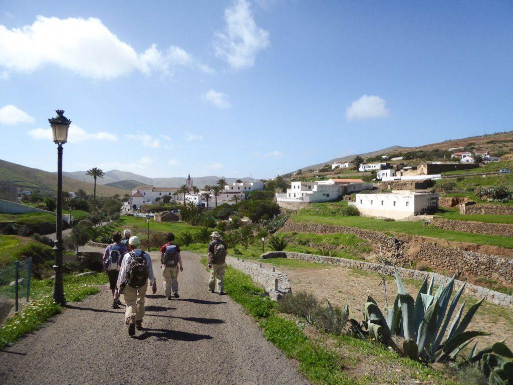 Wanderung nach Betancuria