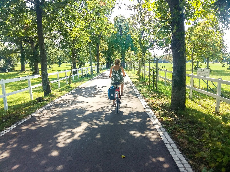 Slowenien –  Auf den Sattel – fertig – los!
