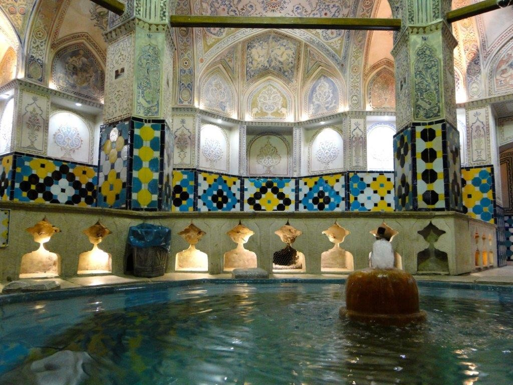 Hammam in Kaschan
