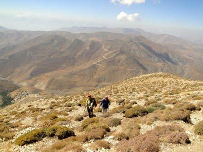 Trekking im Iran