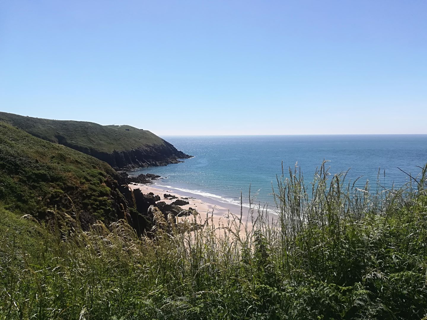 Summertime in Wales