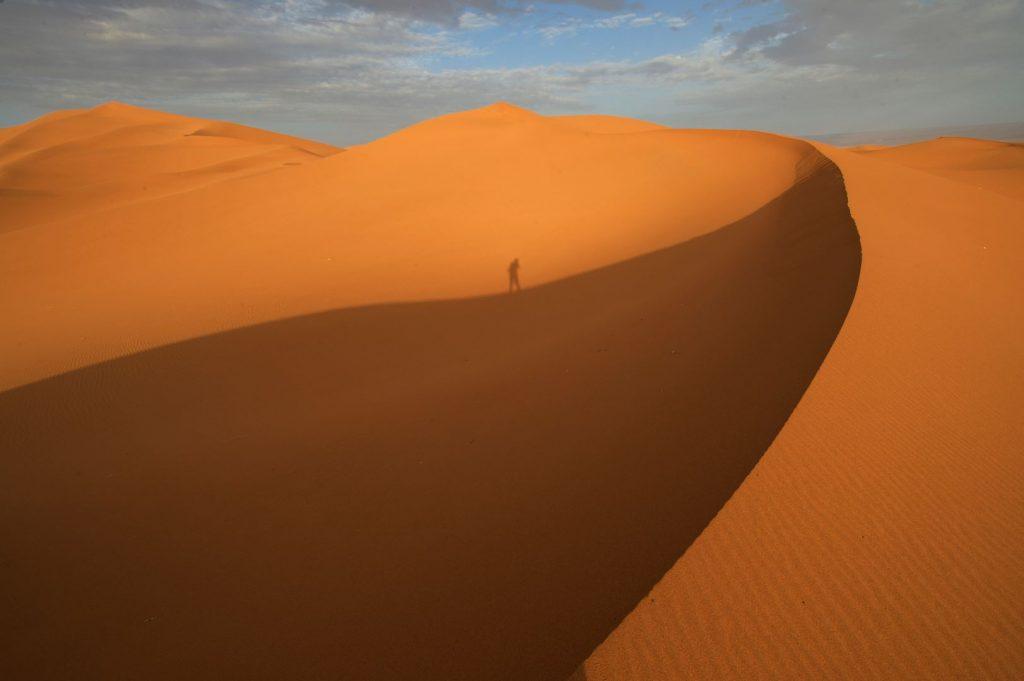 Wüstenwelt Marokkos