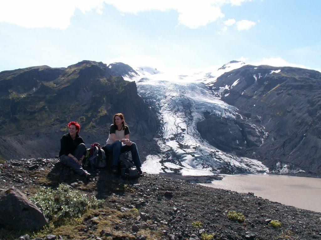 Thorsmörk, zwischen den Gletschern Tindfjallajökull und Eyjafjallajökull
