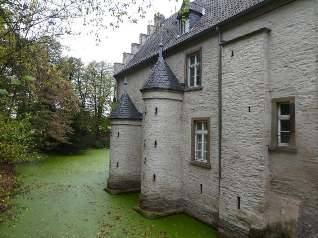Das Wasserschloss Werdringen lädt zum Einkehren ein