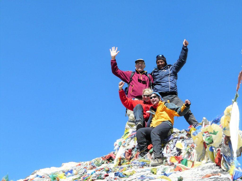 Gipfel Kala Patar