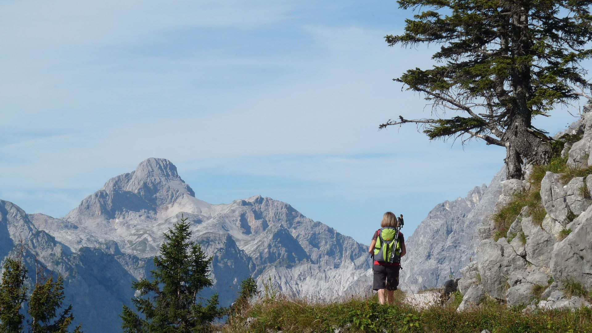 Wandern und Nachdenken