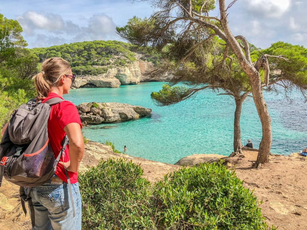 Warum Menorca? Die Cala Mitjana