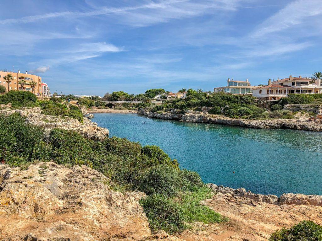 Warum Menorca? Die Bucht bei Ciutadella