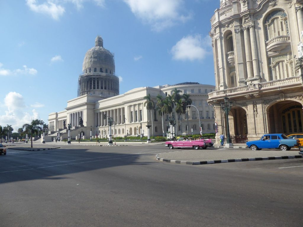 Wohin in Kuba: Havanna Capitolio