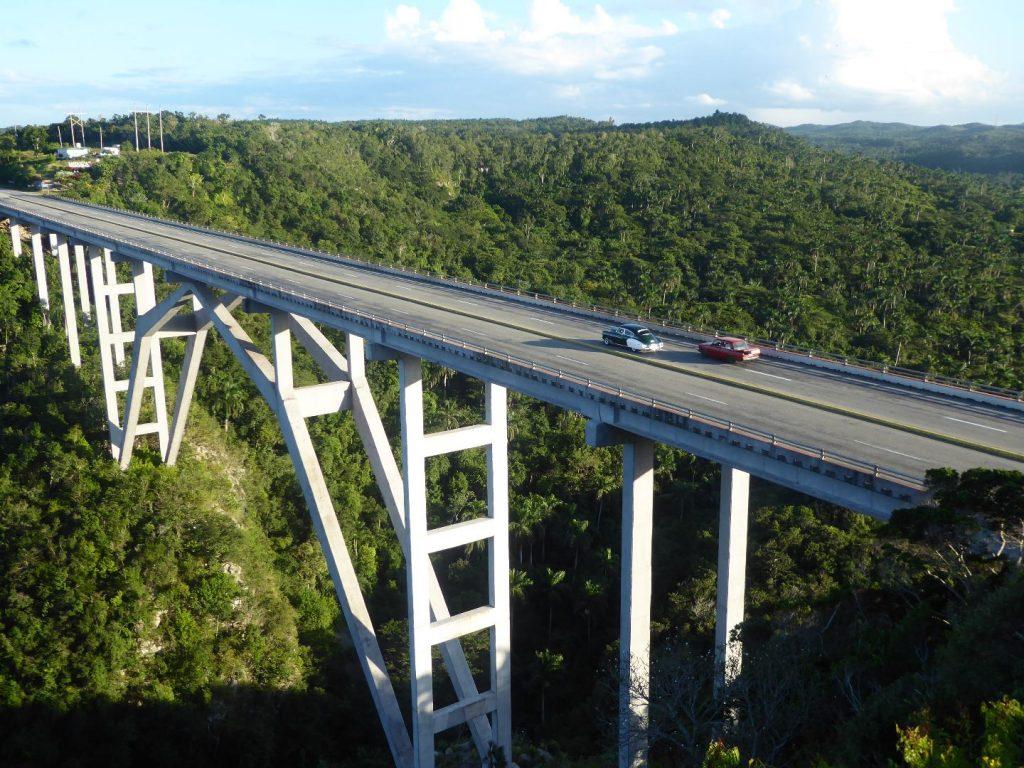 Brücke bei Matanzas