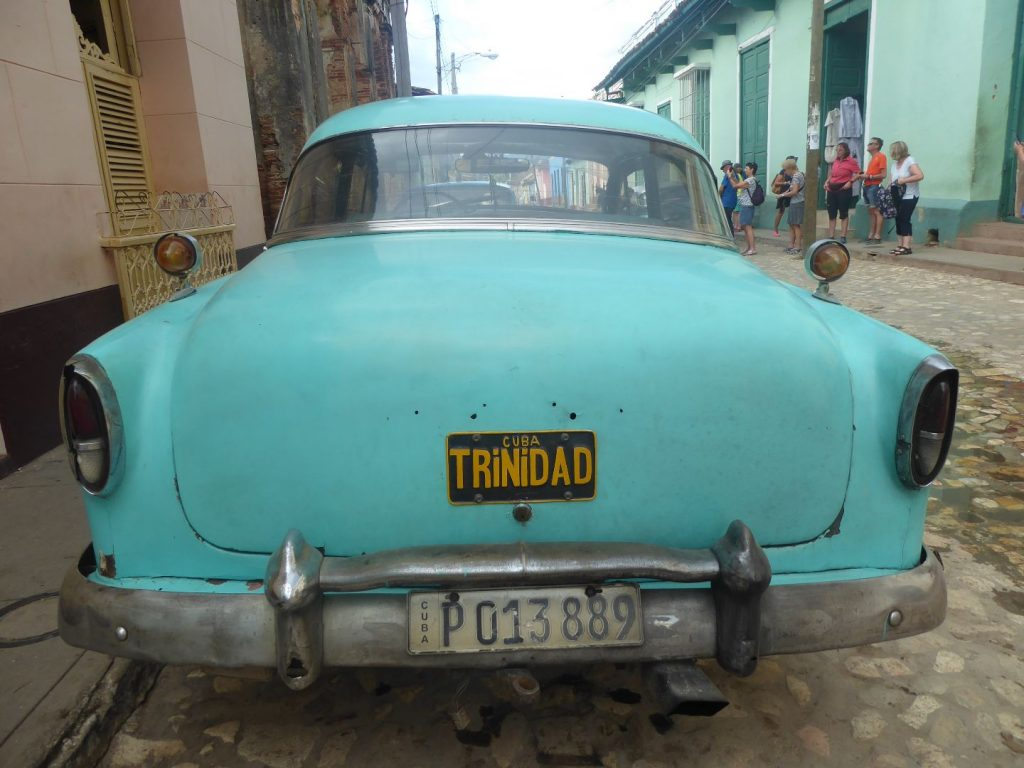 Trinidad Oldtimer