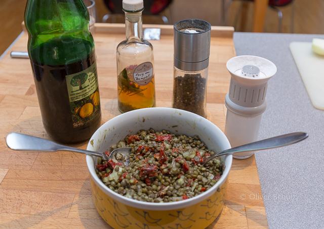 essen beim wandern, Was essen beim Wandern: Die Rückkehr der Alb-Linse