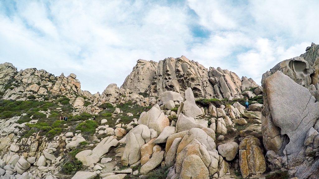 Aktivreise auf Sardinien: Granitwelt Capo di Testa