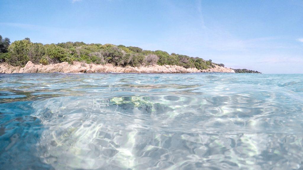 Aktivreise auf Sardinien: Strand auf Caprera