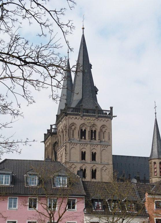 Highlight Nummer eins beim Wochenendtrip: der Xantener Dom, erstellt in fast 300 Jahren Arbeit