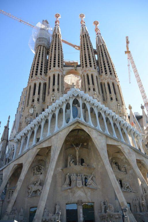 Sagrada Familia Hauptportal
