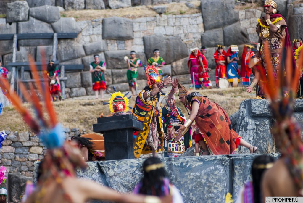Feste in aller Welt: Während des Inti Raymi