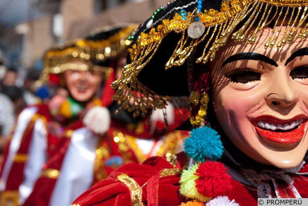 Feste in aller Welt: Fiesta de la Virgen del Carmen