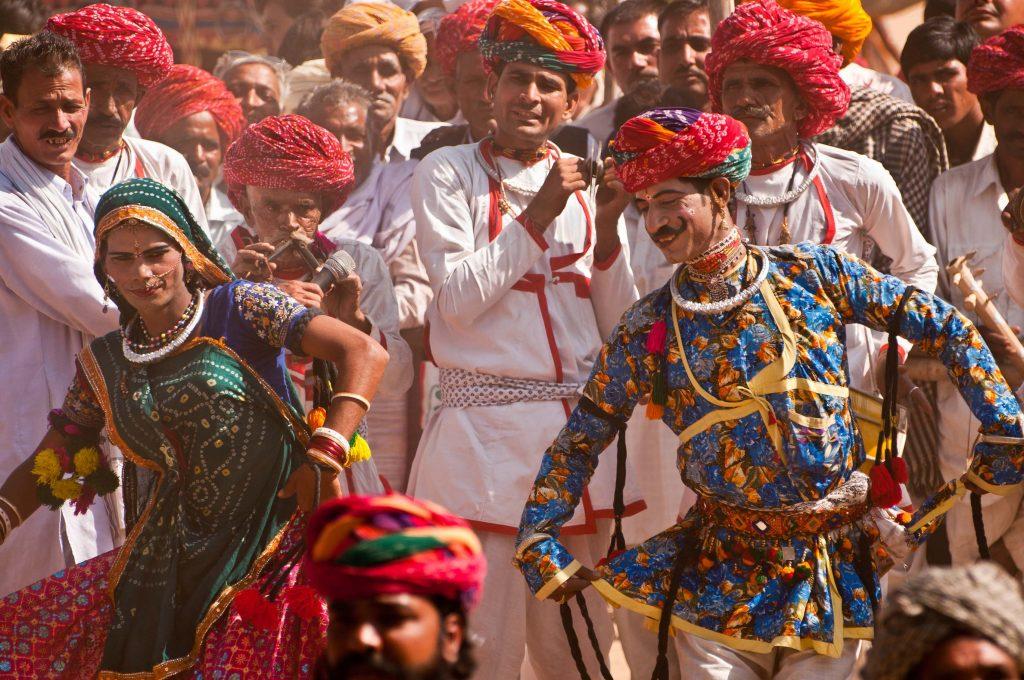 Pushkar-Mela Festival Indien