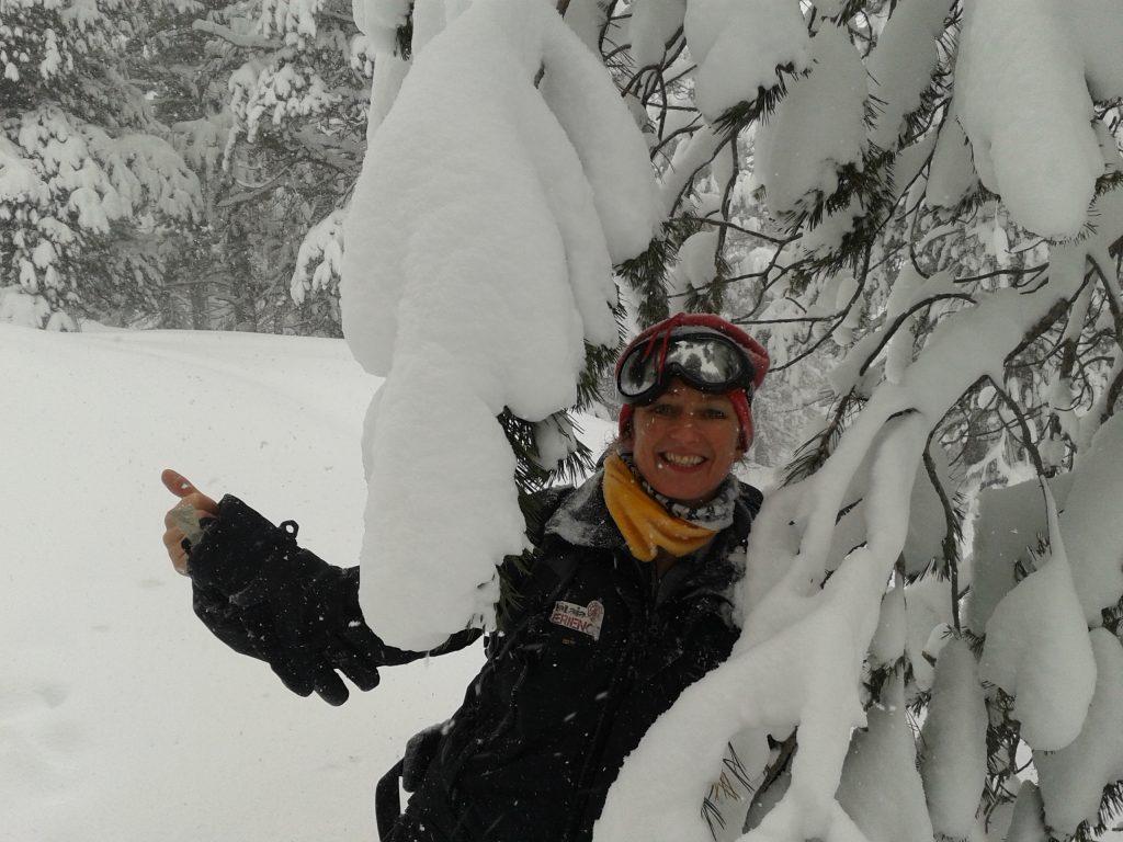 Winter in Andorra