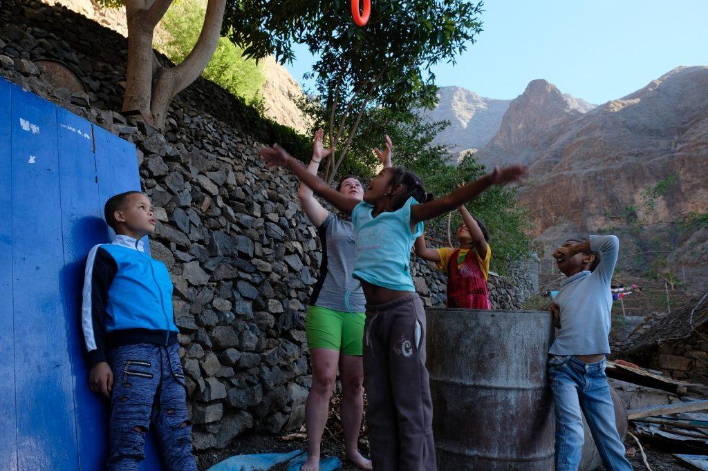 Begegnungen einer Trekking-Tour auf Santo Antao (© Robin Heal)