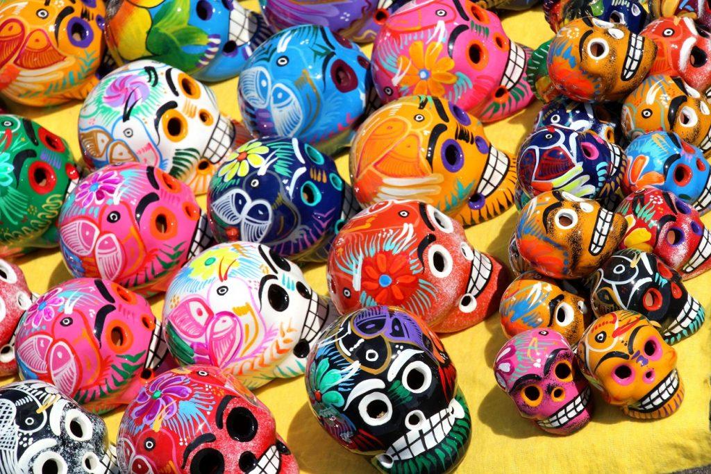 Feste in aller Welt: Día de Muertos