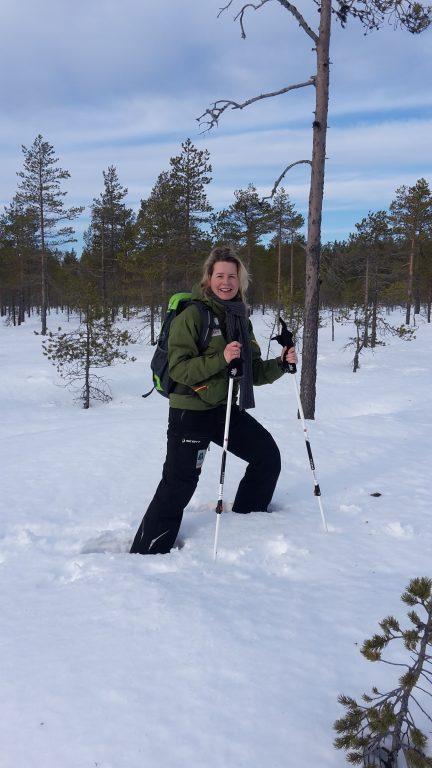 Schneeschuhwandern - das macht Spaß!