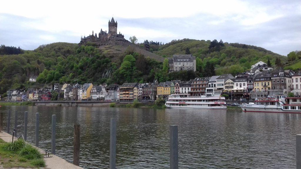 Unser Lieblingsort am Mosel-Radweg: Cochem