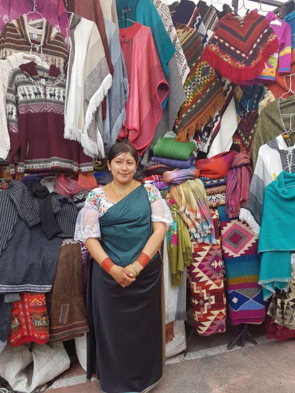 Ponchos, Decken und mehr