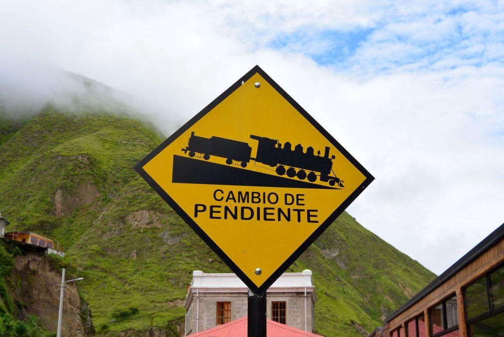 Vorsicht Zug