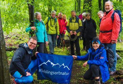 Reisebüro-Wandertag: Artenschutz & Biodiversität beim Quarzsandabbau